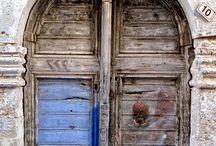 Πόρτες /doors ,portes