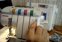 Symaskinteknikker