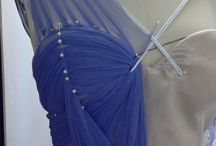 Draping pattern and cutting on a mannequin