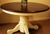 Kitchen Table Ideas / by Annie W