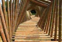 Arquitetura, interiores e paisagismo