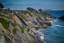 Northern California Coastal Geology