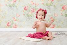 A. Fatouros Photography- Little Sitters / A. Fatouros Photography little sitters milestone sessions.