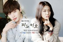 K-Dramas / Fun. Romantic. Touchy❤