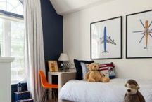 kids rooms / by C