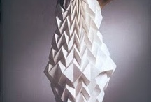 Organic paper dresses