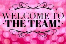 Welcome to team