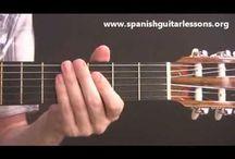 spanish guitar chord