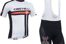 Cycle jerseys / by Heather