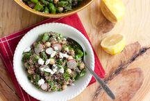 Quinoa Recipes / by Beaty Nelsestuen