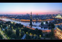 Moscow / the most beautiful city in the world :)