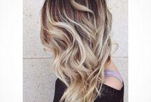 Blond hårfarge