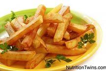 Sides / Potatoes, Sweet Potatoes, Corn, Beans, Edamame, Lima Beans, Mushrooms, Onions
