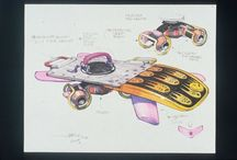 Back To The Future II concepts