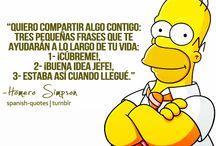 los simpsons / by Gloria Febles