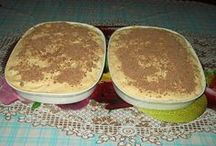 Puddings and Cakes