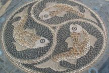 Mosaics with a difference