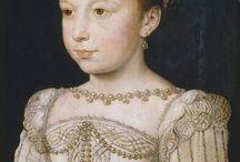 Renæssance fashion (1500-1600)