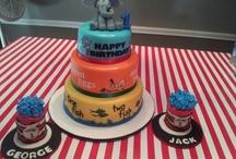 Cakes for Shaz