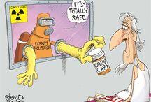 Political Cartoon / by Zerrin Sehovic