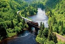 Agawa Canyon / Manitoulin Island / Join #GoMcCoy on this incredible getaway! / by McCoy Tours