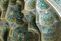 Persian Tile Design