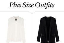 Fashion / Plus size curvy girl fashion