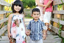 Family photo ideas. / by Meika Hoskinson