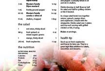Recipes / by Linda