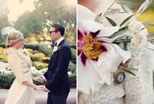 Wedding part two / Winter wedding with Faux Fur ideas.  / by Jennifer Lerner-Wideman