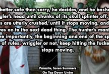 Soren Summers, Parasite: Vertex Book II / #Gay Horror. Zombie. Humour. Dystopian. Romance. Superbly written series.