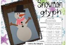 Winter/Snow Activities/Ideas / by Rachel Struck
