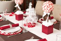 Christmas decorations / Table decorations