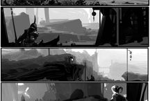 Backgrounds - Grey Values
