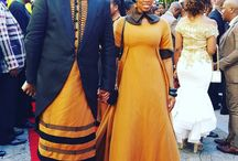 Traditional outfits / South African xhosa outfits