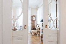 POCKET DOORS / Pocket doors design