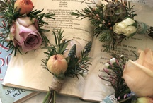Buttonholes / Wraps and fixings