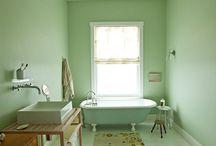 Banheiros / Eu quero um banheiro de estrela de cinema! / by Betty Gaeta