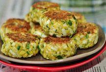 Кулинария: вторые блюда