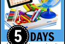 5 Days of Homeschooling Essentials / Learn about the Essentials of homeschooling from the Schoolhouse Review Crew.  / by Nikki Rosenzweig Hinkle