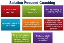 Solution based counselling