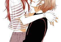 Anime párok