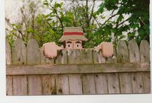Yard Decor / by Greer Boxers4gzell