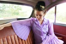 FASHION: Vintage Fashion Finds / Vintage fashion from katebeavis.com