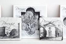 Ceramiche decorate / Ceramiche decorate personalizzabili