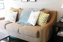 Redecorating options I like / by Mary Weaver