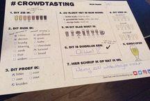 #crowdtasting