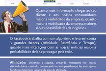 Mídia Social / Trabalhos no campo de Marketing na área de Mídias Sociais.