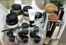Sminkförvaring / Make-up