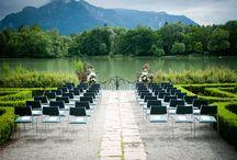 Wedding Bells / Like every sad singleton with a love of organising...here is my dream wedding.